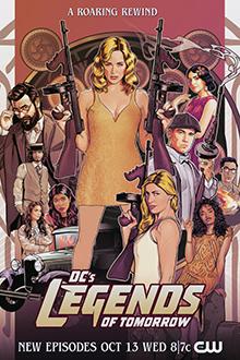 Huyền Thoại Của Ngày Mai (Phần 7) - DC's Legends of Tomorrow (Season 7)
